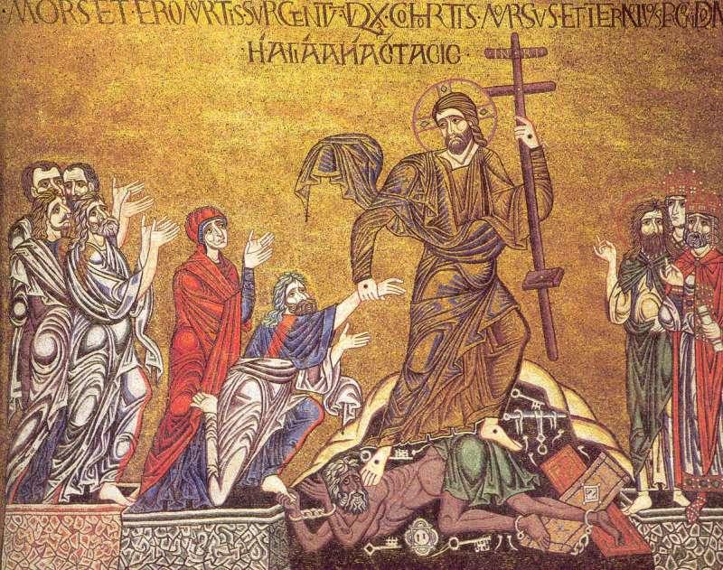 Диакон Артемий Сильвестров: Воскресение Христово и языческие мифы ...
